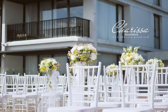 The Wedding Ian & Devi by Charissa Event & Wedding Decoration - 008