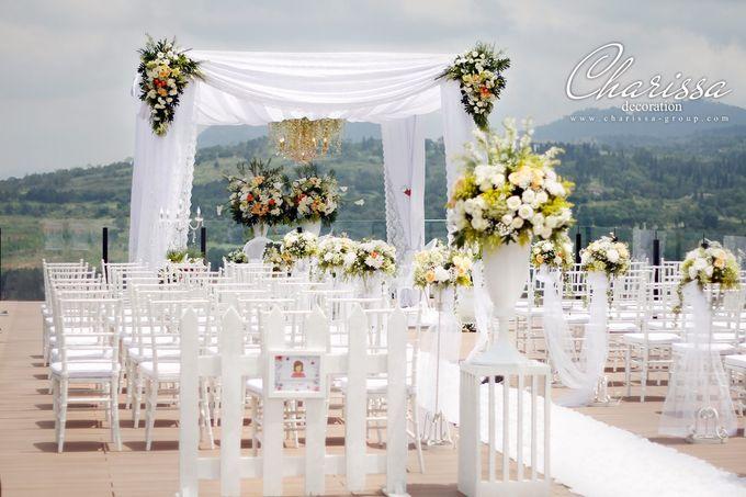 The Wedding Ian & Devi by Charissa Event & Wedding Decoration - 003