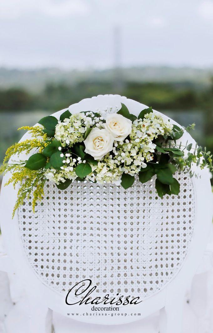 The Wedding Ian & Devi by Charissa Event & Wedding Decoration - 004