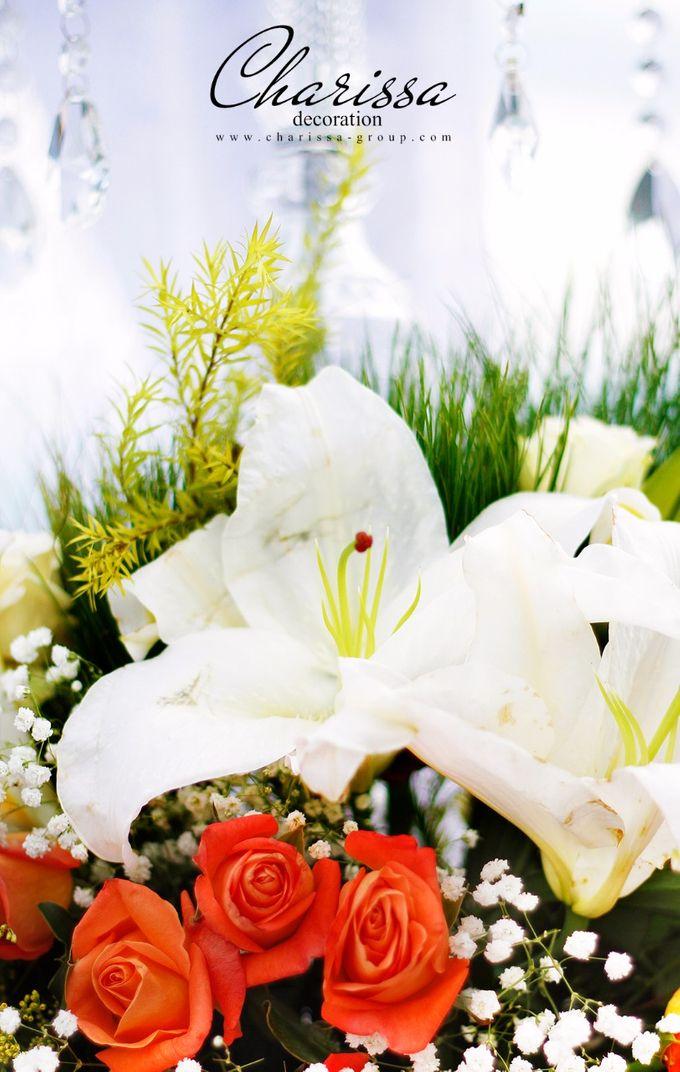 The Wedding Ian & Devi by Charissa Event & Wedding Decoration - 005