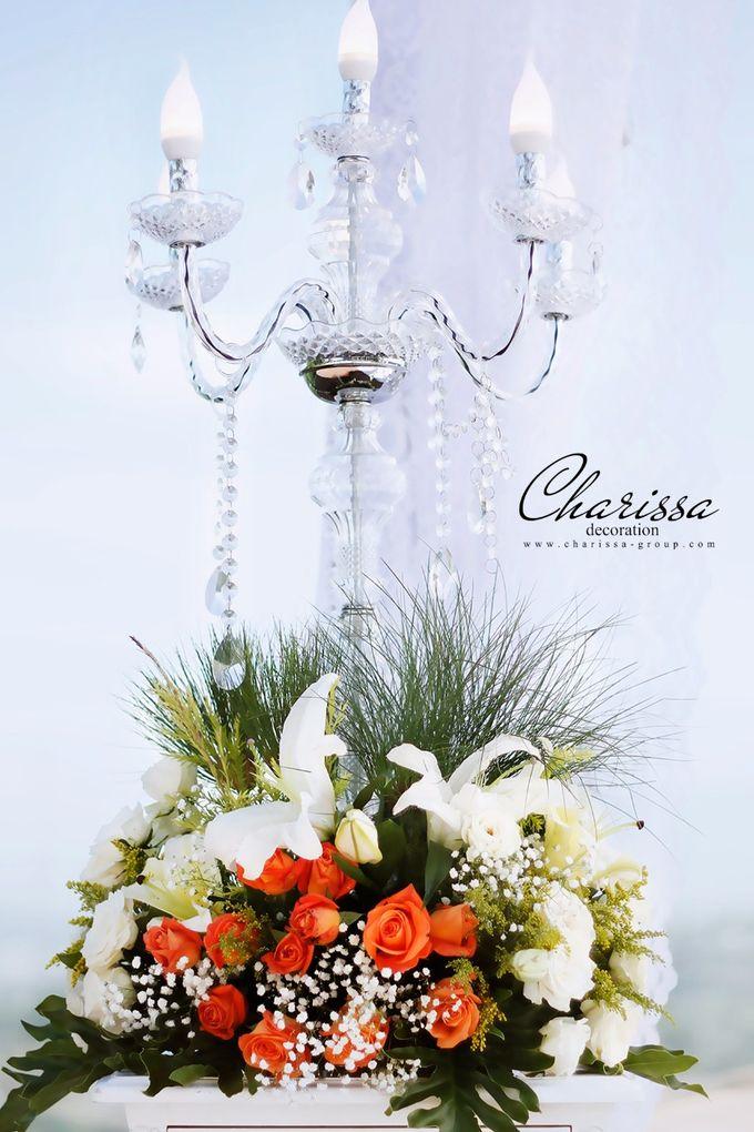 The Wedding Ian & Devi by Charissa Event & Wedding Decoration - 006