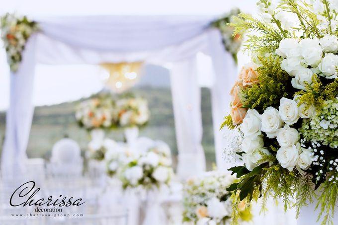 The Wedding Ian & Devi by Charissa Event & Wedding Decoration - 007
