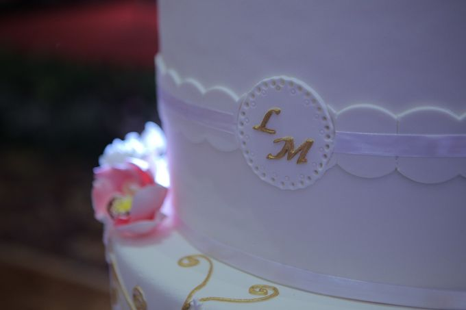 #LM Wedding by Cakes 'n' Bakes - 001