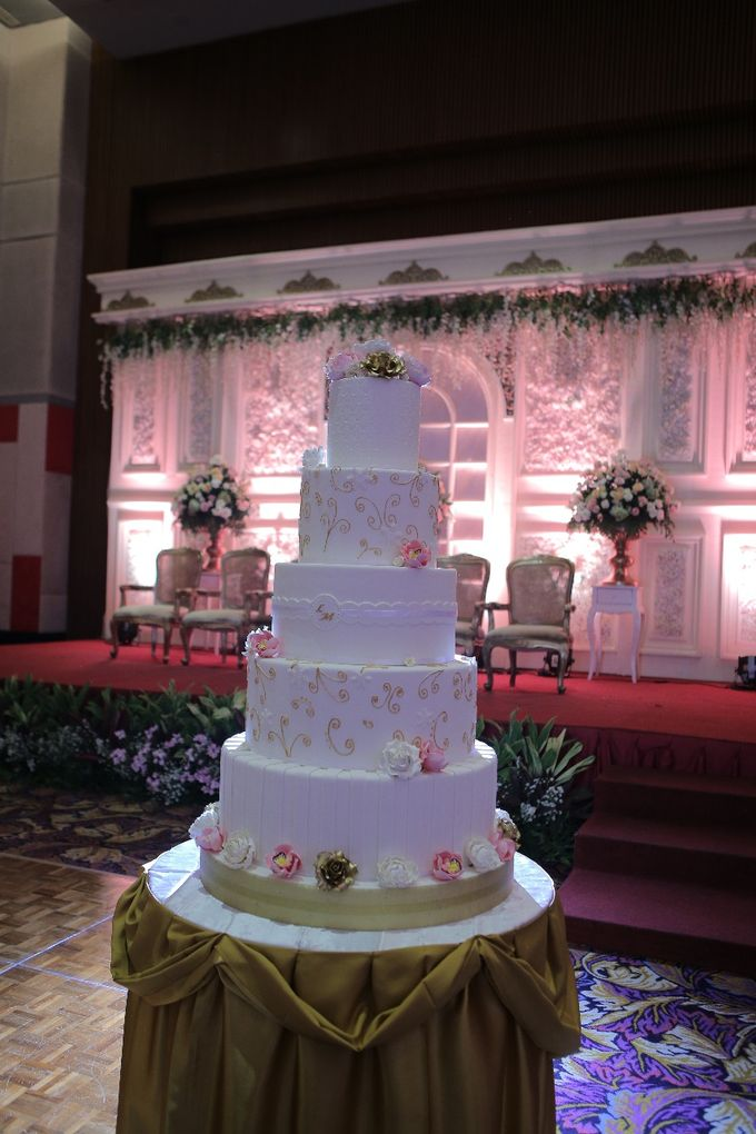 #LM Wedding by Cakes 'n' Bakes - 004