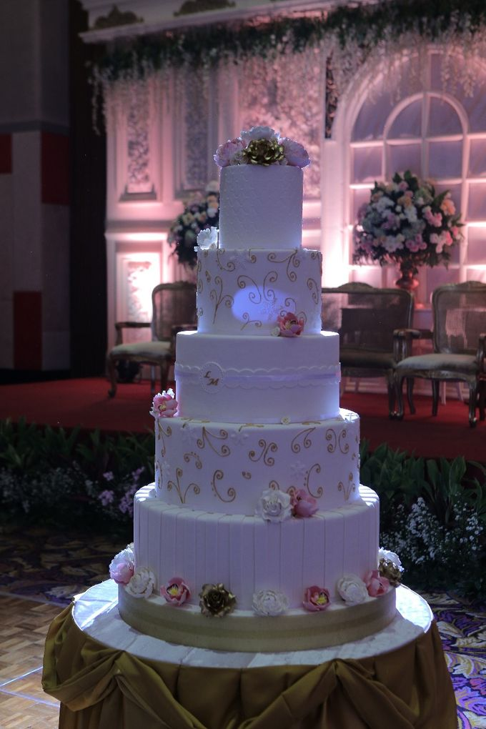 #LM Wedding by Cakes 'n' Bakes - 002