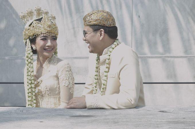Pernikahan Dini & Bagus by Azila Villa - 002