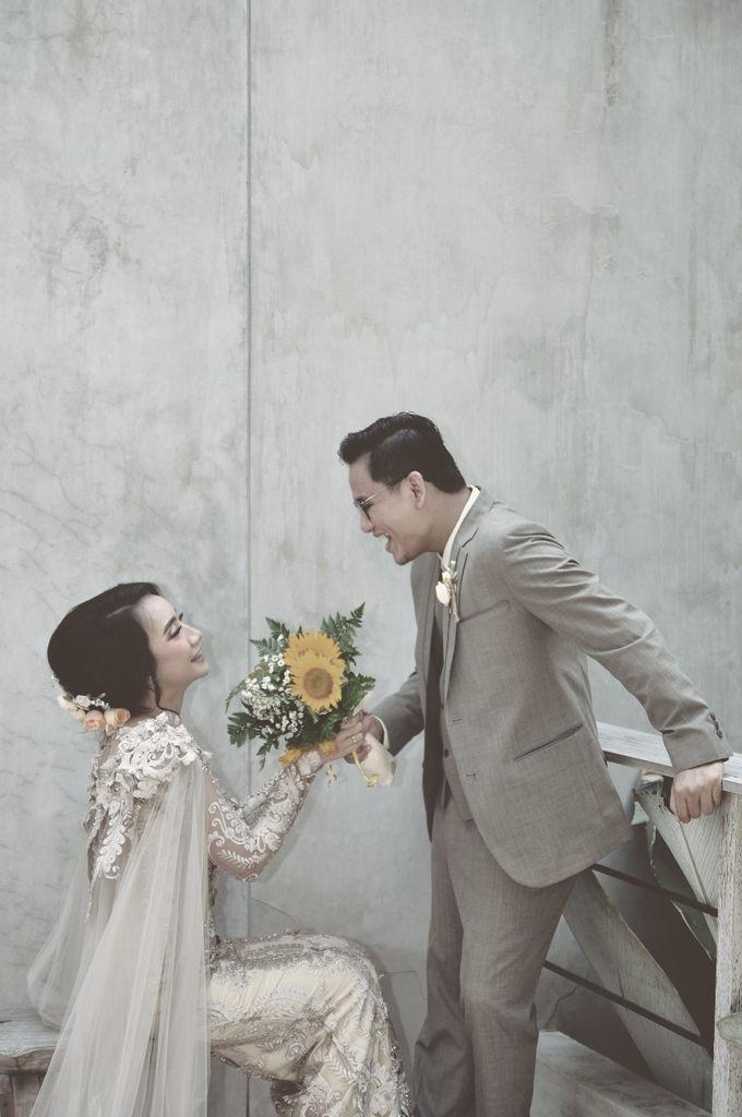 Pernikahan Dini & Bagus by Azila Villa - 003