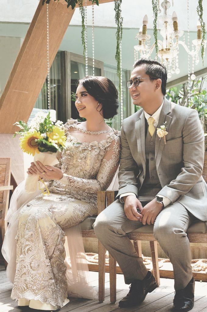 Pernikahan Dini & Bagus by Azila Villa - 013
