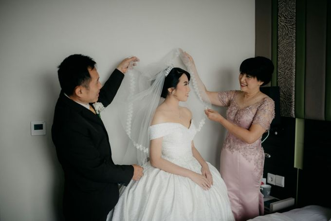 Lidya Wedding by Ivone sulistia - 013