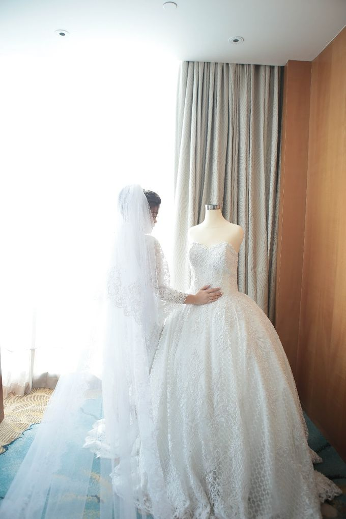 Wedding Day Andes & Devina by House of Luxury - 003