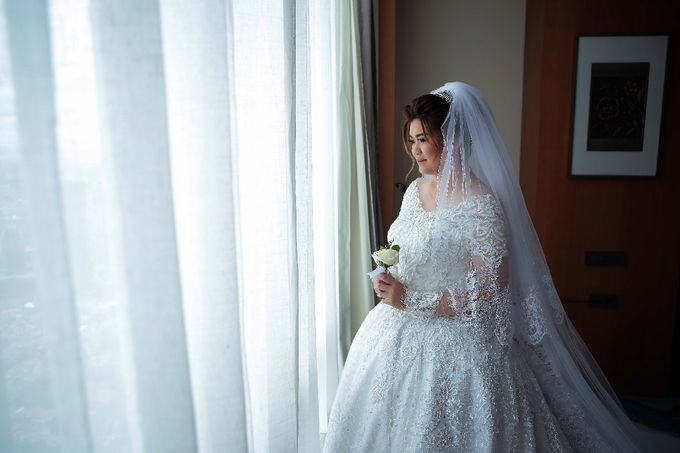 Wedding Day Andes & Devina by House of Luxury - 002