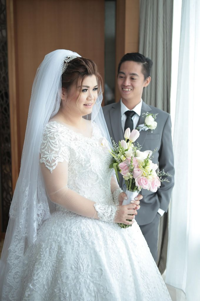 Wedding Day Andes & Devina by House of Luxury - 010
