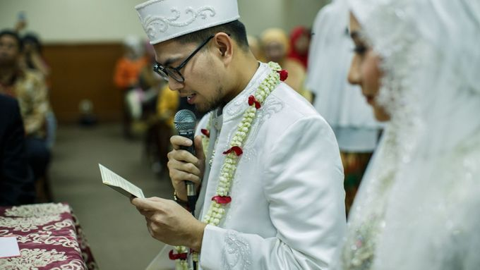 Wedding Inay + Izul by Wong Akbar Photography - 006