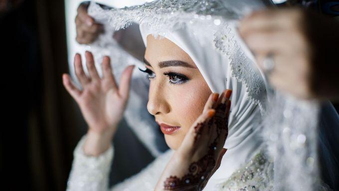 Wedding Inay + Izul by Wong Akbar Photography - 003