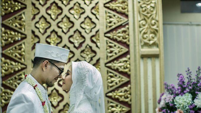 Wedding Inay + Izul by Wong Akbar Photography - 002