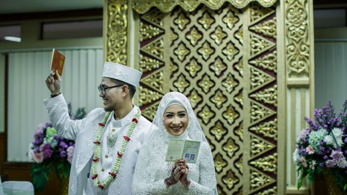 Wedding Inay + Izul by Wong Akbar Photography - 012