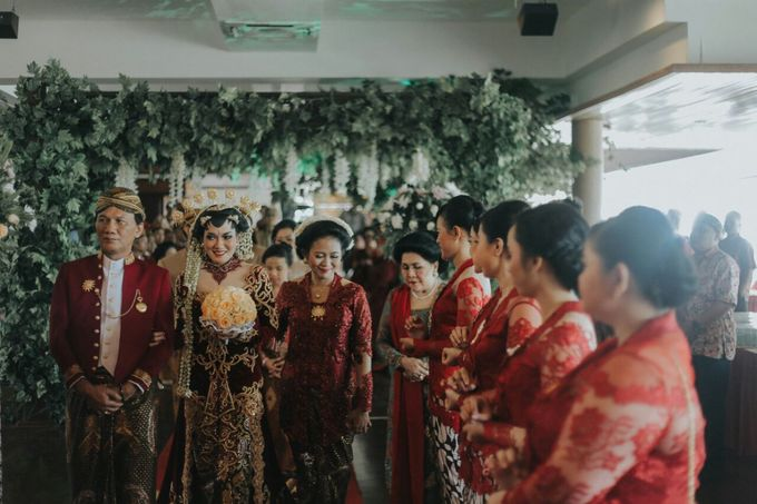 Wedding Amel + Wisnu by Wong Akbar Photography - 007