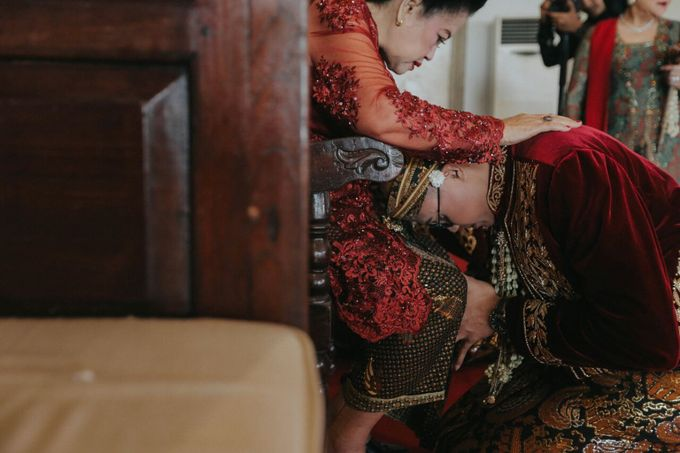Wedding Amel + Wisnu by Wong Akbar Photography - 001