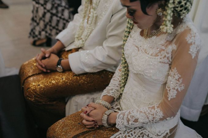 Wedding Amel + Wisnu by Wong Akbar Photography - 005