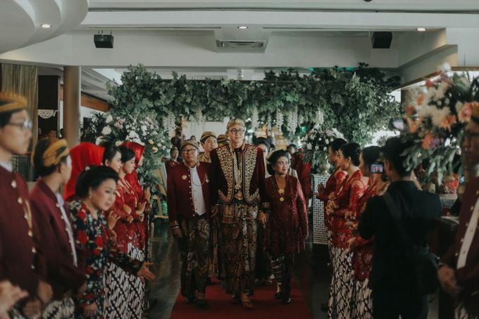 Wedding Amel + Wisnu by Wong Akbar Photography - 003