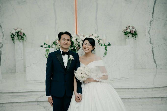 Lidya Wedding by Ivone sulistia - 007