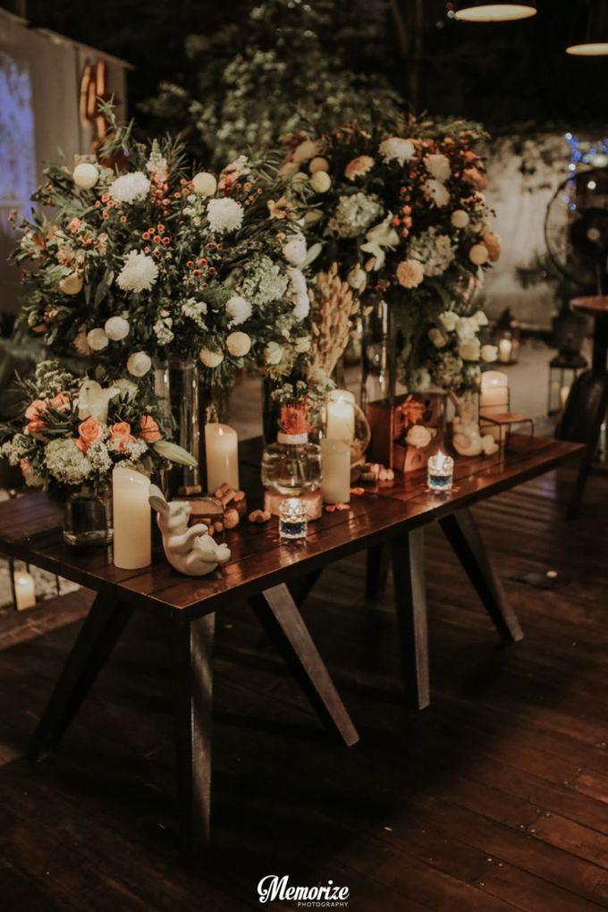 The Wedding Of Chaca And Yudhi by Chandani Weddings - 010