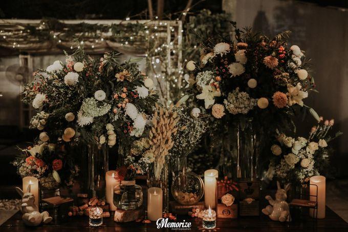 The Wedding Of Chaca And Yudhi by Chandani Weddings - 005