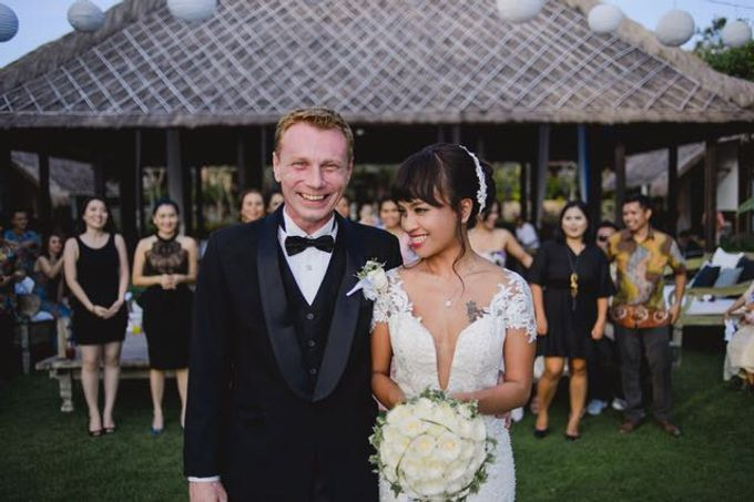 Wedding Of Sverir & Anastasya by Meilifluous Calligraphy & Design - 001
