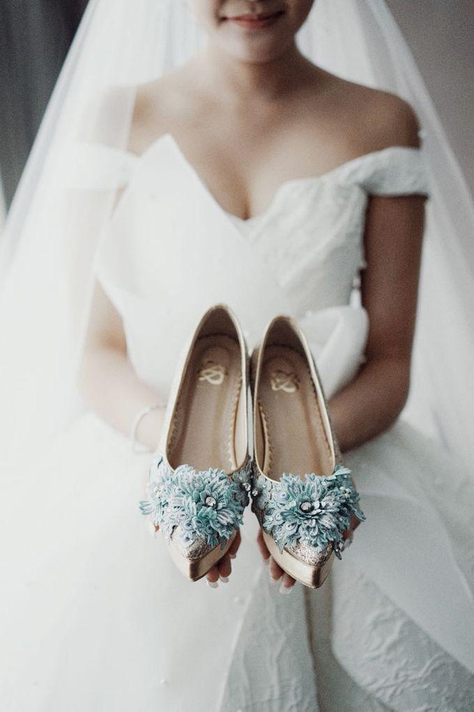 @NdydiaCassandraa | #SachlireneElleanor 10cm Royal Blue by SACHLIRENE TFOTA - 001