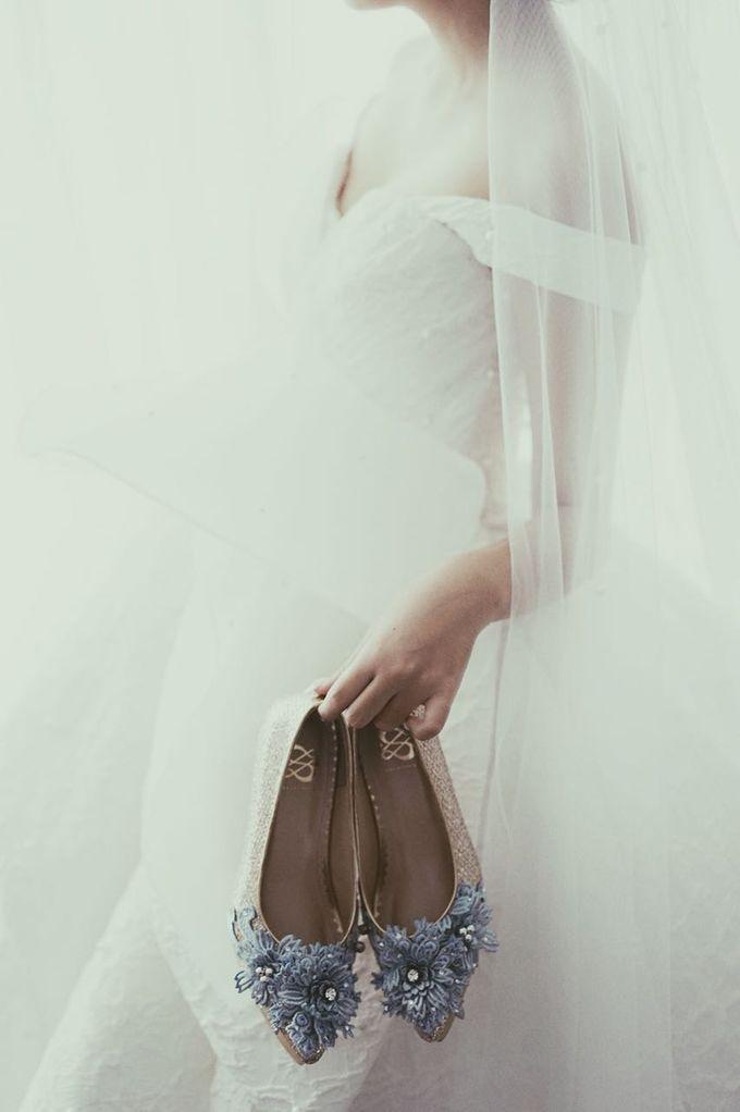 @NdydiaCassandraa | #SachlireneElleanor 10cm Royal Blue by SACHLIRENE TFOTA - 003