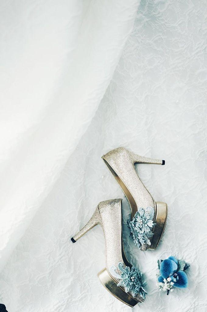 @NdydiaCassandraa | #SachlireneElleanor 10cm Royal Blue by SACHLIRENE TFOTA - 004