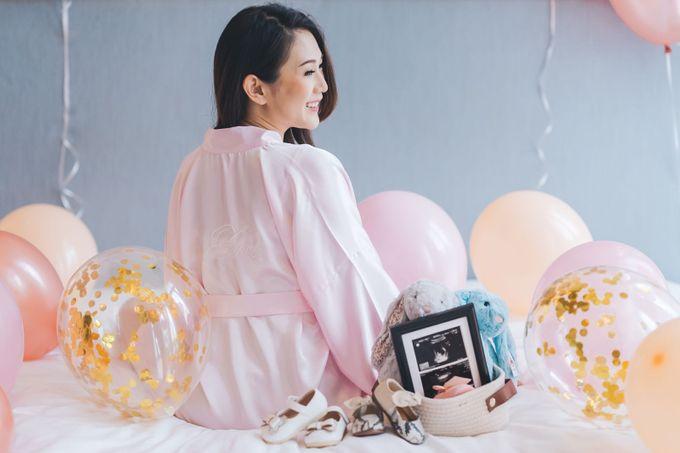 Maternity Boudoir by Antelope Studios - 005