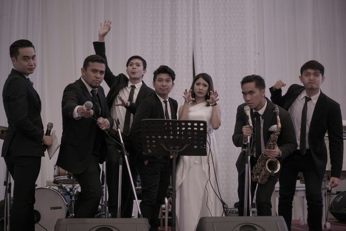 The Wedding Of Fileas & Michelle by Venus Entertainment - 001