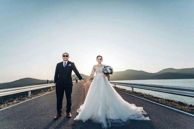 Pre-wedding Melvin&Tisas by Artinie - 001