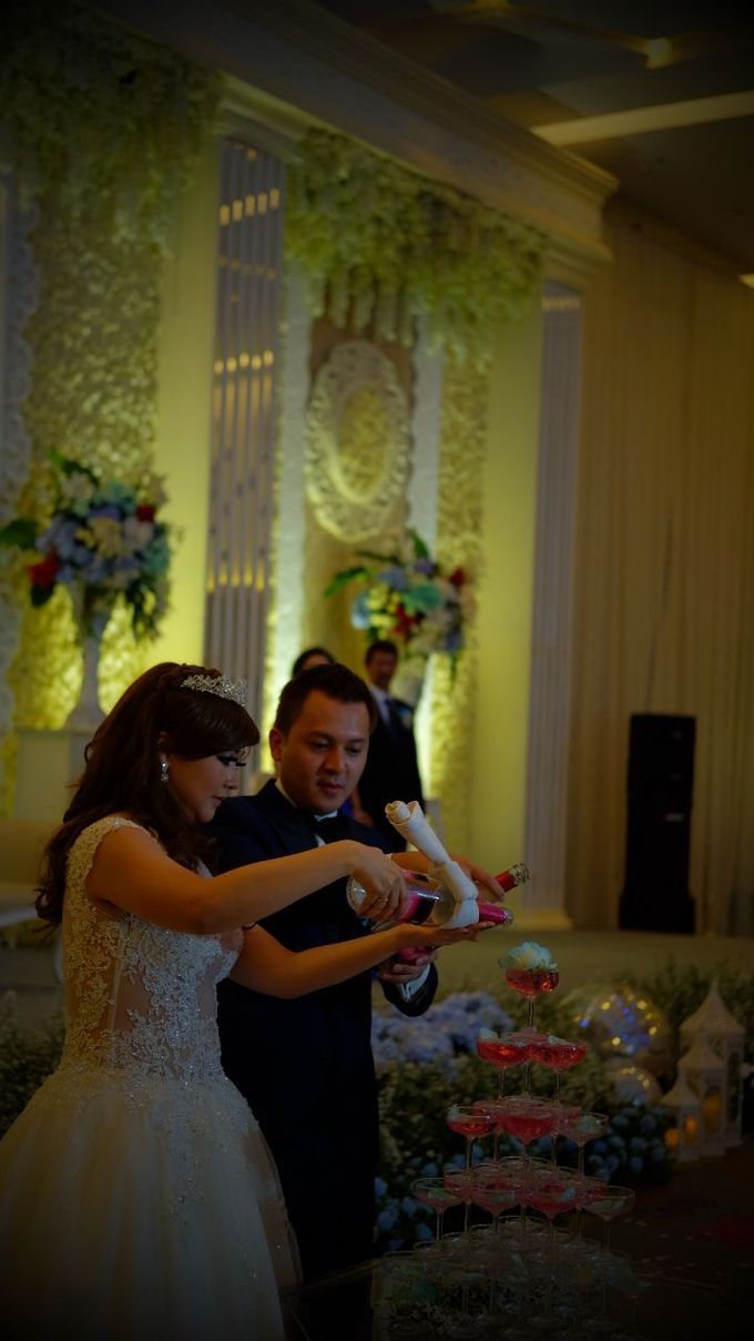 The Wedding Of Steven & Adel by Venus Entertainment - 003