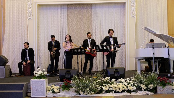 The Wedding Of Steven & Adel by Venus Entertainment - 006