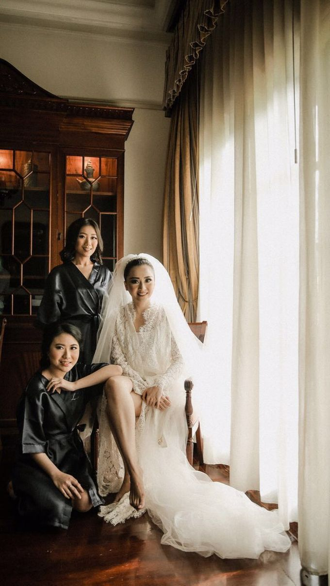Ridwan + Dewi by All Occasions Wedding Planner - 008