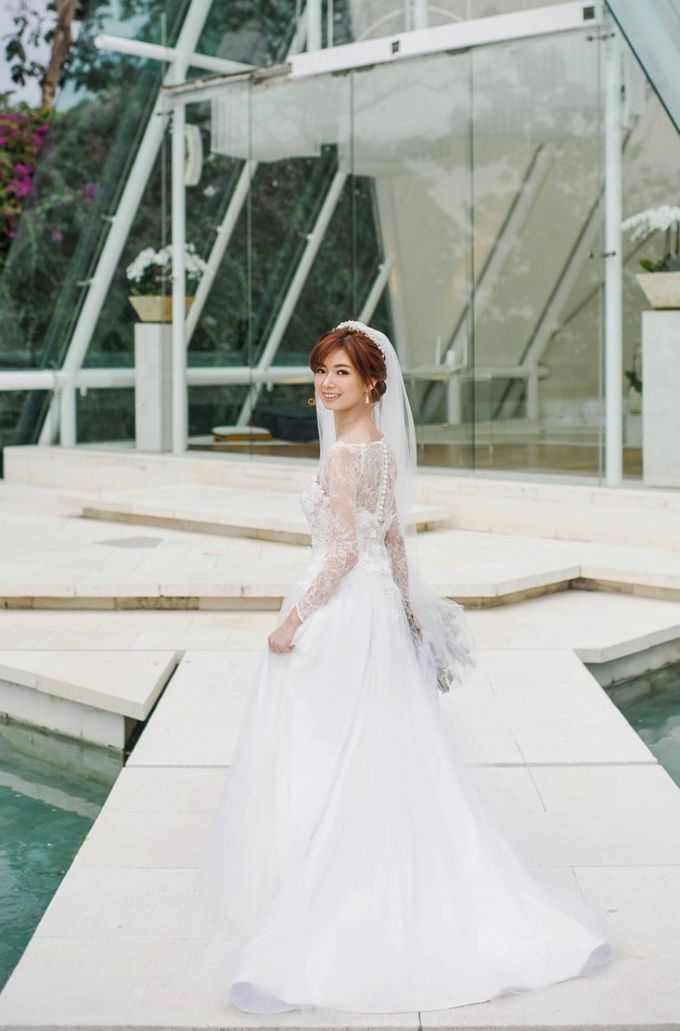 Wedding Of  Rio And Stefani by Bali Wedding Assistant - 012