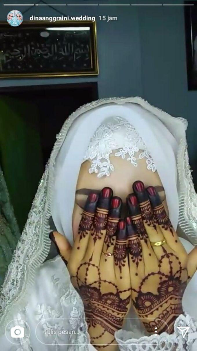 Red Henna by Ikkie henna art - 012