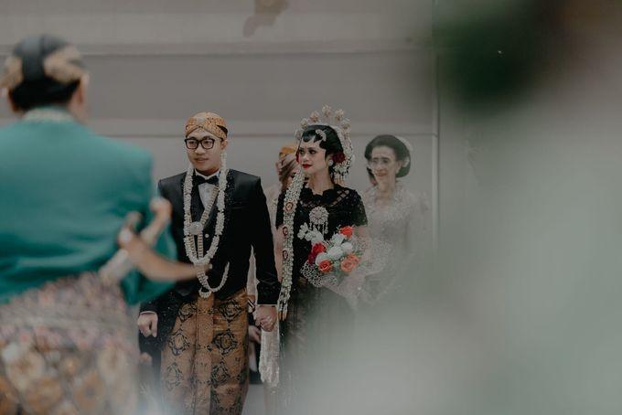 Marsha & Andre Wedding 18.02.18 by Sugarbee Wedding Organizer - 009