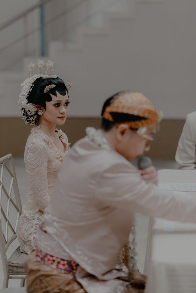 Marsha & Andre Wedding 18.02.18 by Sugarbee Wedding Organizer - 006