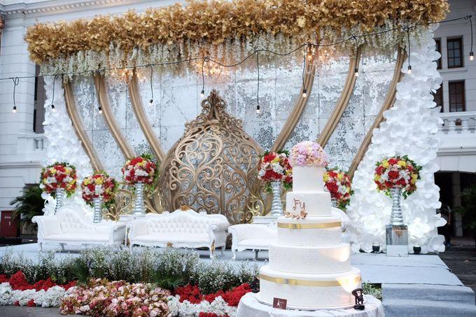Wedding Outdoor by Phantasia Organizer - 019