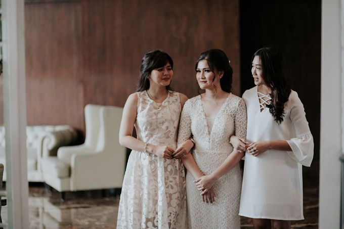 18.03.18 - The Engagement Of Alvon & Melody by Sugarbee Wedding Organizer - 005