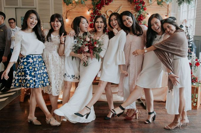 18.03.18 - The Engagement Of Alvon & Melody by Sugarbee Wedding Organizer - 006