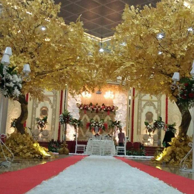 Dona & Pras by Charissa Event & Wedding Decoration - 006