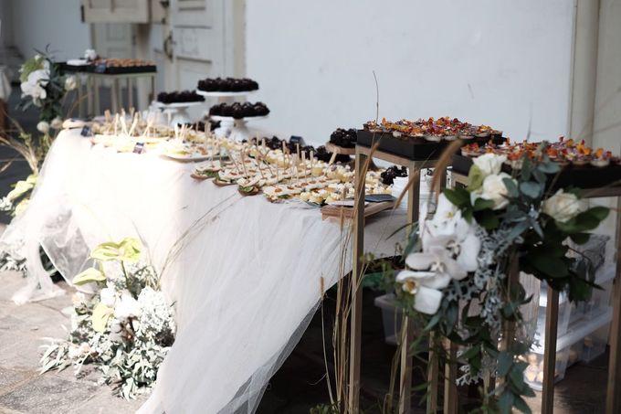 Petra Sihombing + Firrina Dessert Table - Holy Mat by JEFFRY TAN - 005