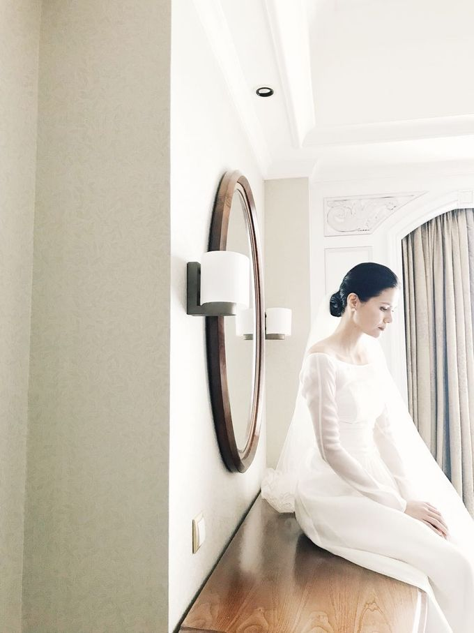 Petra & Firrina by Wong Hang Distinguished Tailor - 007