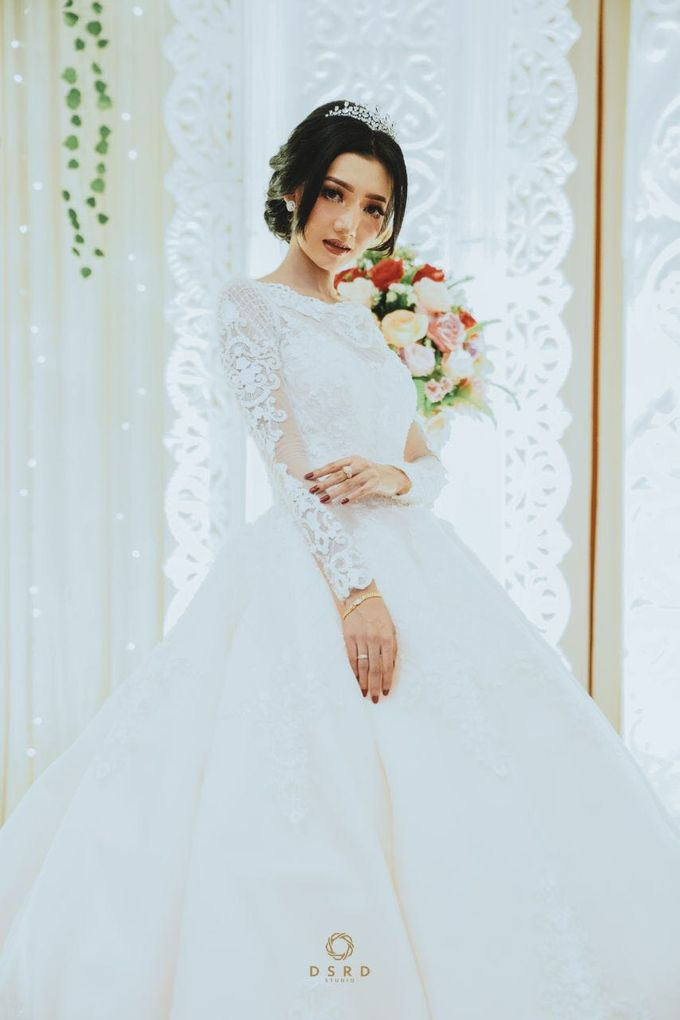 Real Wedding 4 by D BRIDE - 015