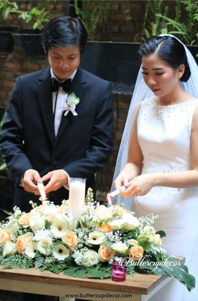 The Wedding of Yuyung & Rivia by Blue Jasmine Restaurant - 002