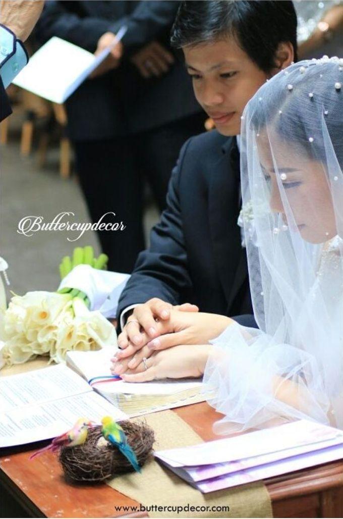 The Wedding of Yuyung & Rivia by Blue Jasmine Restaurant - 003